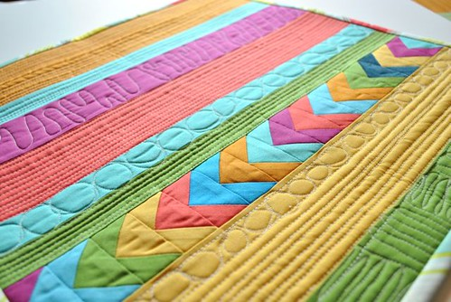 DQS 12 - Quilting Detail