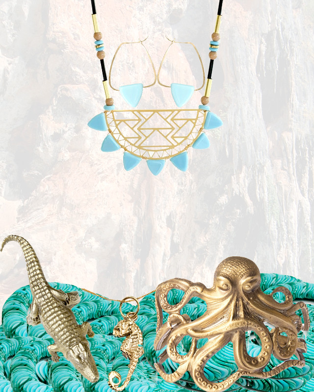 aqua accessories, fair vanity, rachel mlinarchik, fashion blog, fair trade, made in the usa, alkemie, kris nations