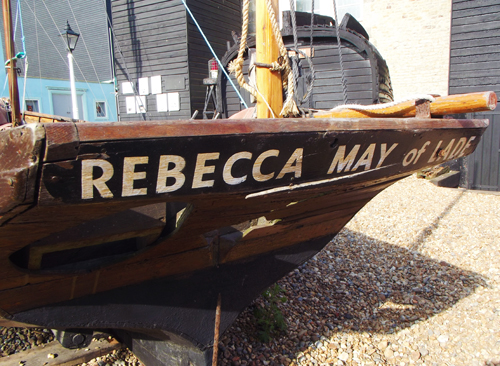 Rebecca May 2