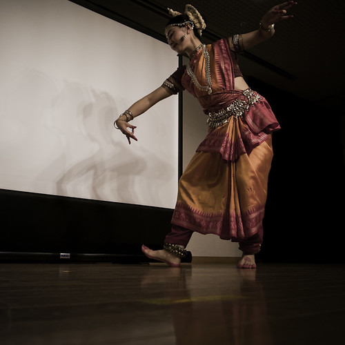 Classical Indian Odissi Dance Dip