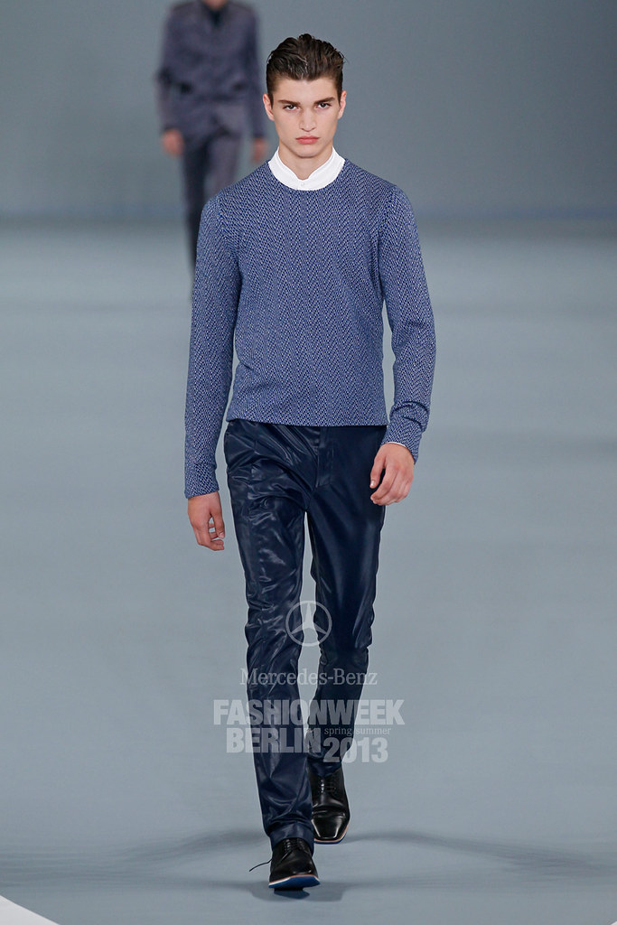 SS13 Berlin Hugo by Hugo Boss012_Alexander Ferrario(Mercedes-Benz FW)