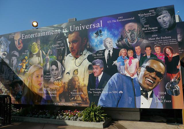 universal studios  100 лет