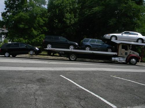 goodbye, car