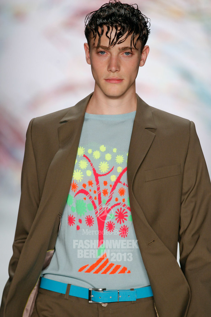 Nick Heymann3031_SS13 Berlin Kilian Kerner(Mercedes-Benz Fashion Week Berlin)
