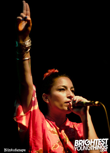Ana Tijoux & Rebel Diaz