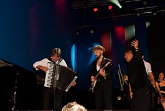 Luminato: \Shantel and the Bucovina Club Orkestar