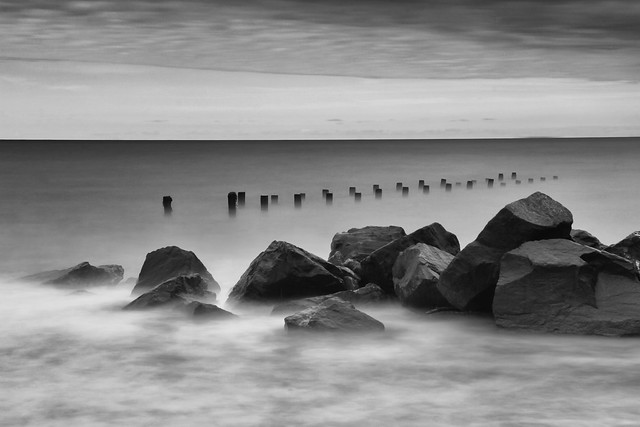 Happisburgh Rocks