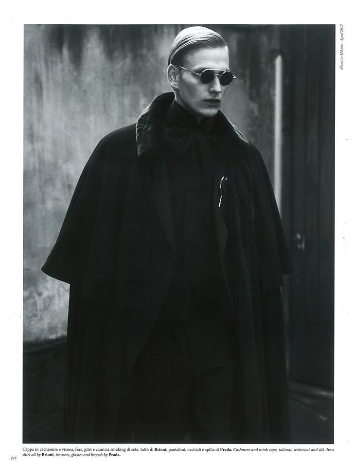 Gerhard Freidl0305_VIKTOR Magazine_Ph Adriano Russo(Wiener Models)