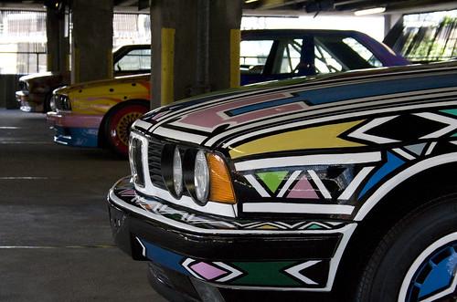 ART DRIVE! BMW ART CAR COLLECTION 1975–2010