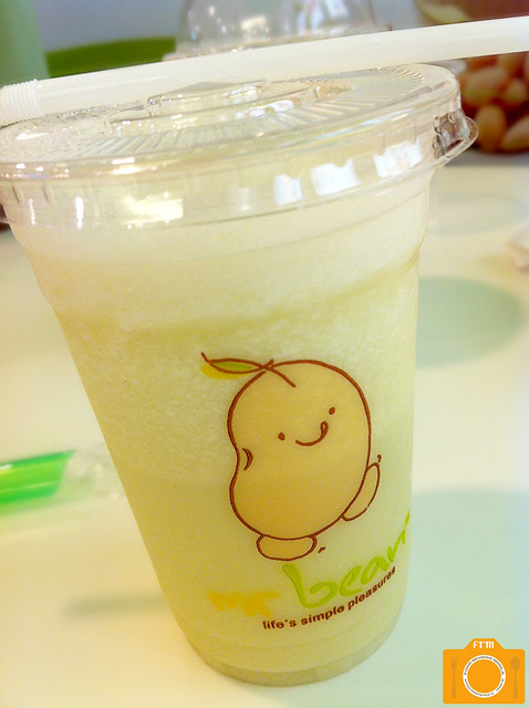 Mr Bean Icy Honeydew Soy