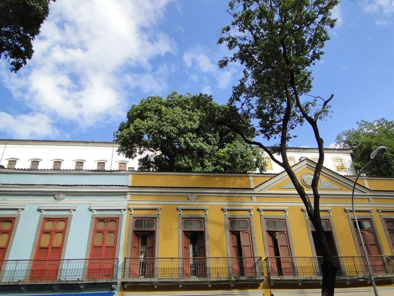 Casario, Centro do Rio