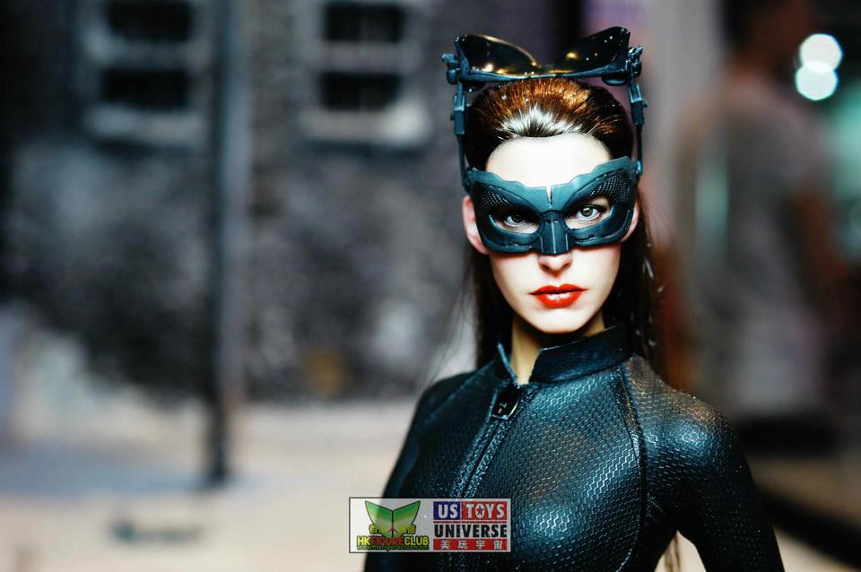 Ani-com coverage: Hot Toys Dark Knight Rises: Selina Kyle