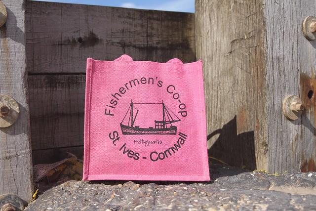 prettygreentea shopping bag