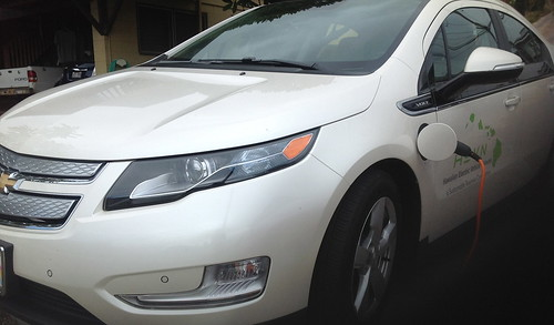 Chevy Volt by Hawaiian Electric Vehicle Network (HEVN)