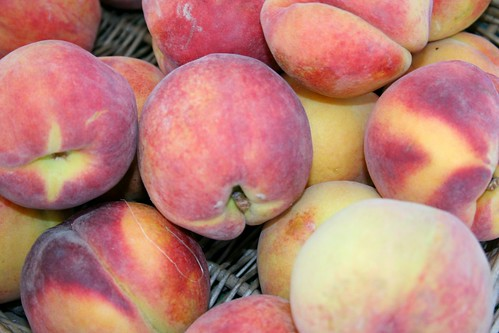 Jersey Fresh Peaches
