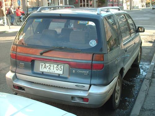 Mitsubishi Chariot- Punta Arenas (1)