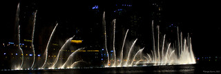 Image of Dubai Fountain. travel nikon uae dubainight d7000