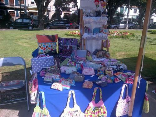 Feira  dos Jovens Criadores na Guarda by ♥Linhas Arrojadas Atelier de costura♥Sonyaxana