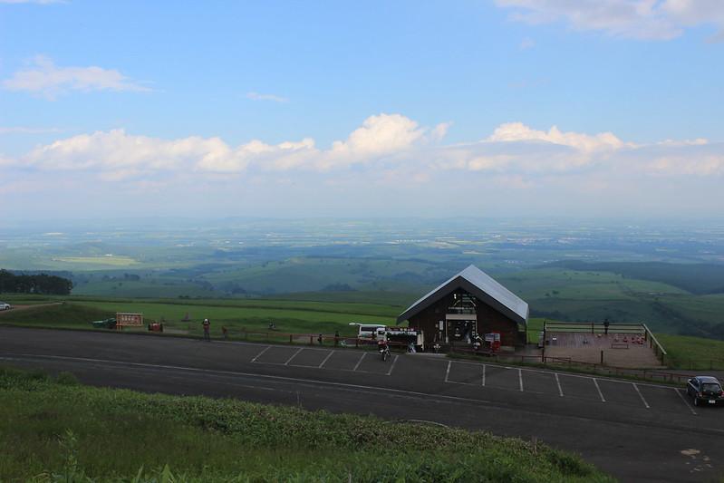 ナイタイ高原の景色 その2