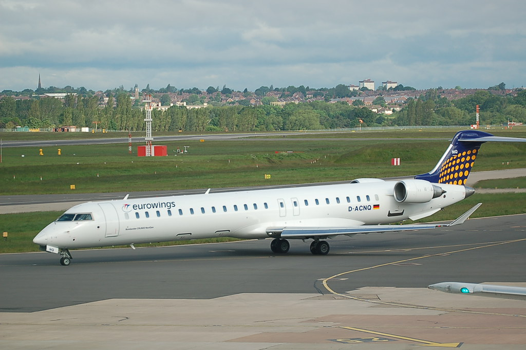 CRJ900 D-ACNQ
