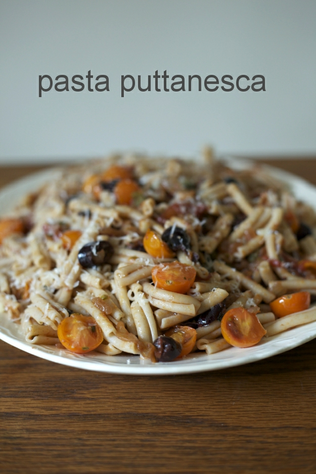 pasta puttanesca II