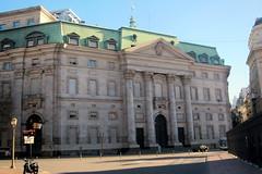 Buenos Aires - San Nicolás: La casa central del Banco de la Nación Argentina