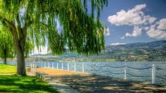 Waterfront Park, Kelowna BC