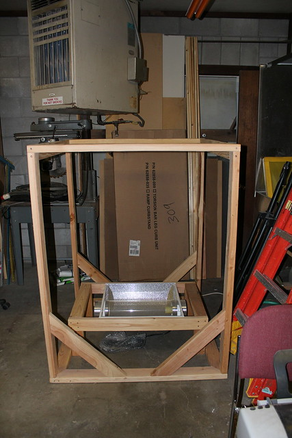 how to build a exposure unit for screen printing
