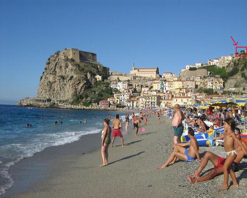 Top Spiagge 2012, Scilla è la spiaggia più bella della Calabria
