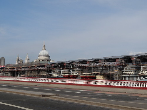 Blackfriars Solar PV Bridge