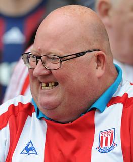 Stoke City fan