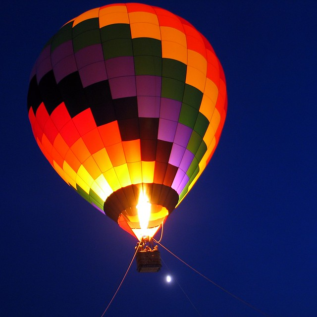 Hot Air Balloon Landing On Private Property Rules