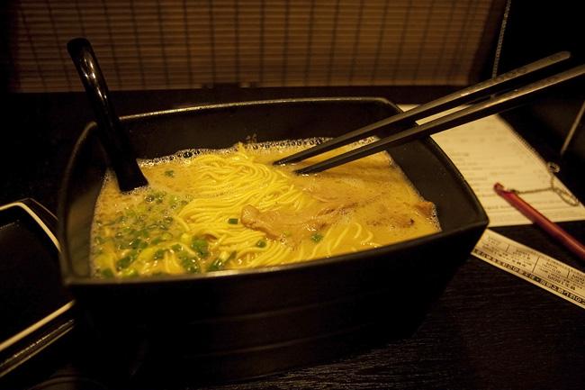 Ichiran Noodles