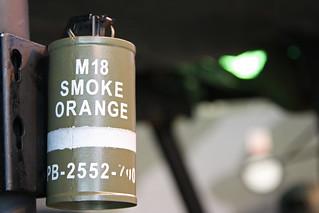 M18 Smoke Orange