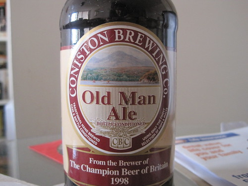 Old Man Ale