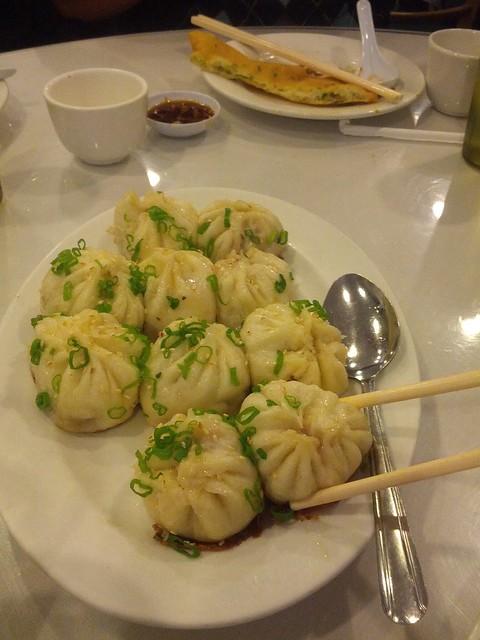 Dumpling Sunday!