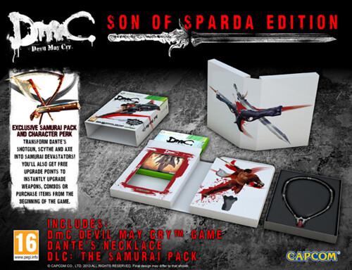 DMC Son of Sparda