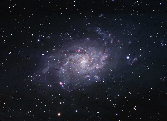 M33 Triangulum Galaxy 5 November 2012