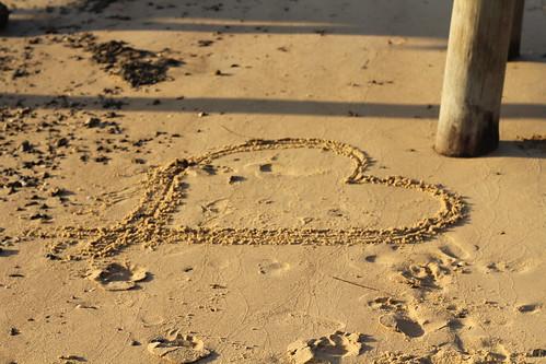 IMG 5729  Sandy Heart
