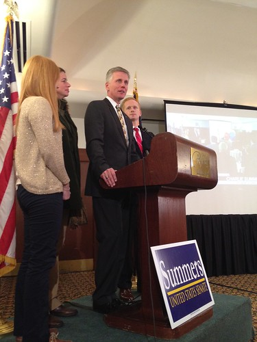 Charlie Summers Concedes Senate Race