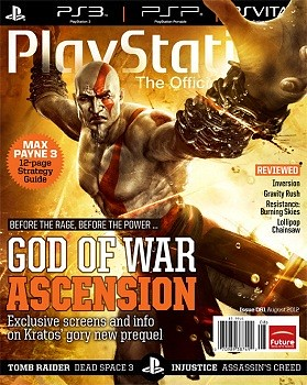 playstation magazine