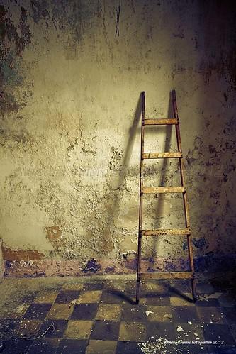 Escalera by Alfredo Romero Fotografias 