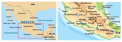 Gorilla: Zoo Map Mexico