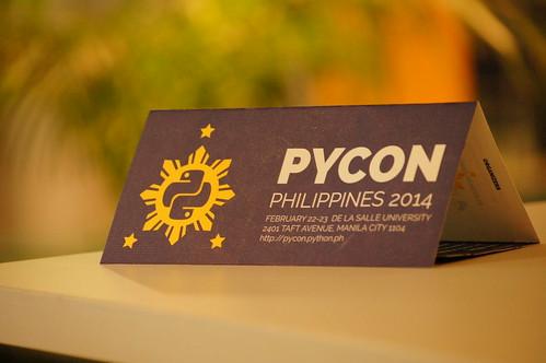 PyCon Philippines 2014
