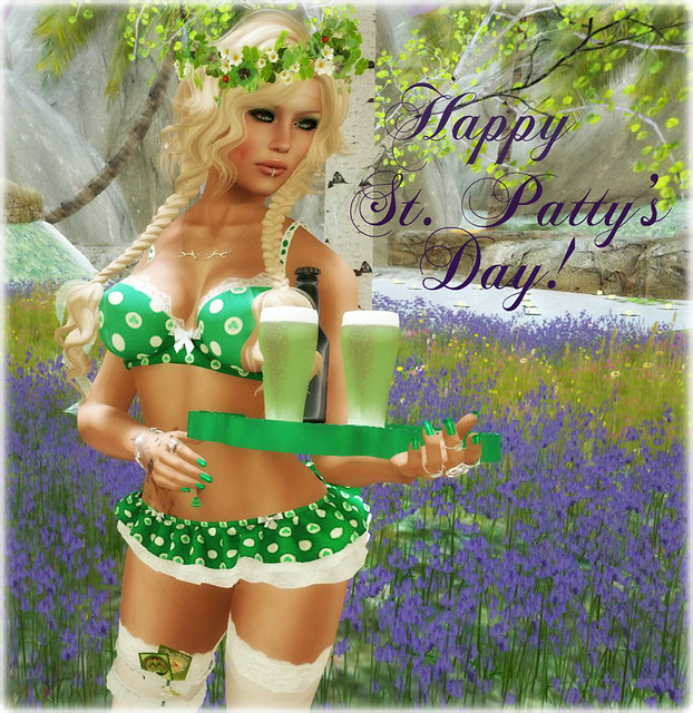 Happy St Patty's Day