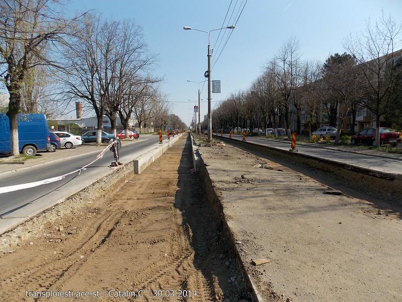 Traseul 102, etapa I: Bucla Nord ( Sp. Județean ) - Intersecție Republicii - Pagina 2 13605751024_8354e5bc49_c