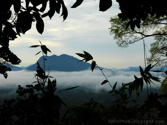 Mount Singai Trek Glimpse of View