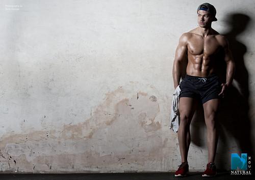 Daniel lucking Natural Fitness Models