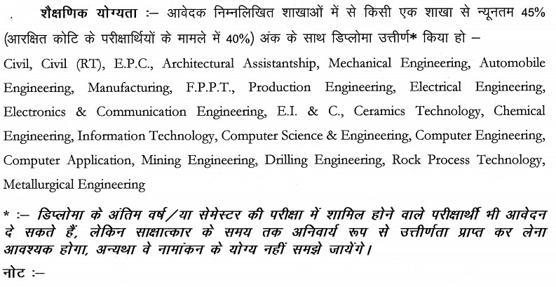 Jharkhand DtoDECE 2014   Diploma to Degree Entrance Competitive Examination (Lateral Entry) in lateral entry jceceb  Category