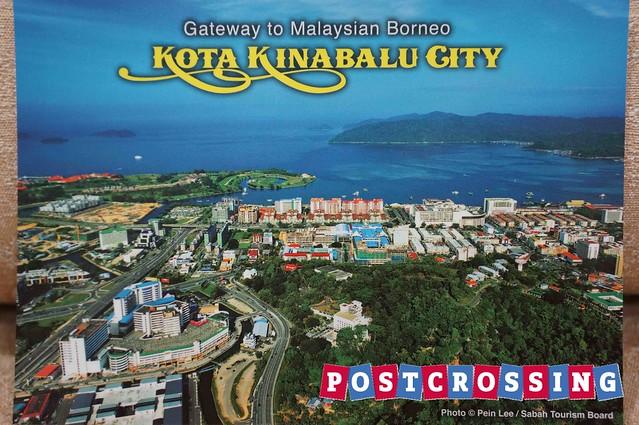 Sabah - Kota Kinabalu View